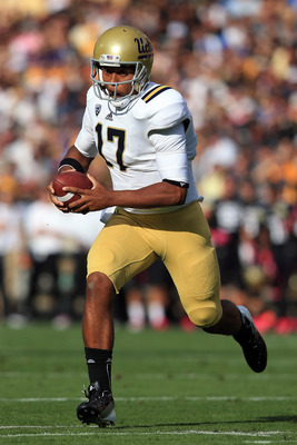 Brett Hundley is an x-factor for the Bruins