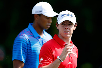 Tiger Woods brought athleticism to golf. Where will Rory McIlroy take it?