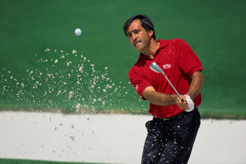 Seve Ballesteros had all the shots.