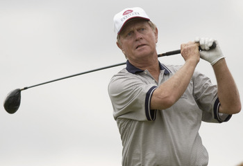 Nobody could hit long irons like Jack Nicklaus.