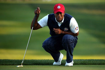 When at his best, Tiger was deadly with the flat stick.