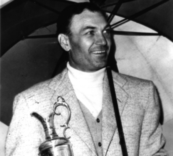 No one has ever approached Ben Hogan in terms of ball-striking