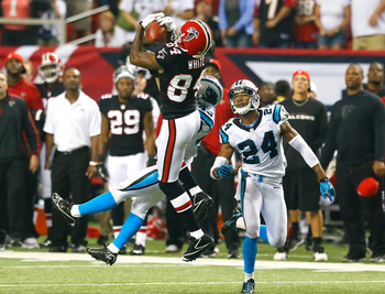 Roddy White has proved he's Ryan's top target.