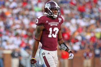 Mississippi State DB Johnthan Banks