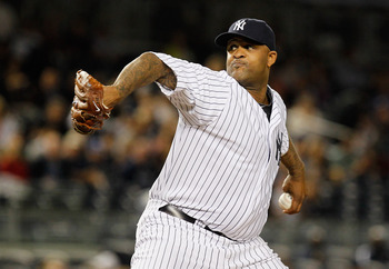 C.C. Sabathia is the anchor of the Yankees staff