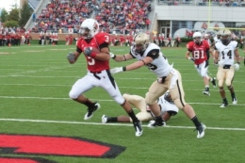 Ball State's Willie Snead (Photo Credit: BSUdailynews.com)