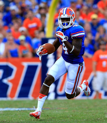 Special teams has been one of the Gators' strengths.