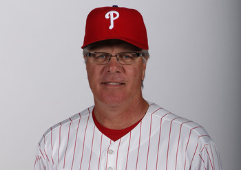 Pete Mackanin is one of the holdover candidates from last season.