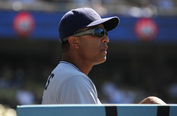 Dave Roberts might not have managerial experience, but Boston loves him.