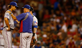 With the Rangers' recent success, Mike Maddux has become one of the league's finest pitching coaches.