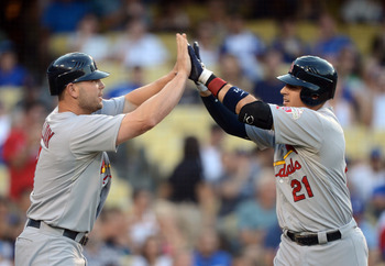 St. Louis could be the most dangerous team in the NL playoffs.