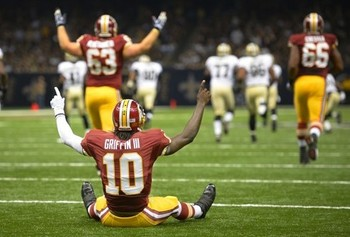 &quot;Griffining&quot; has become DC's newest fad. (John McDonnell/Washington Post)