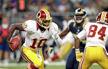 Pass catchers like Niles Paul help clear a path for the rushing attack. (AP)