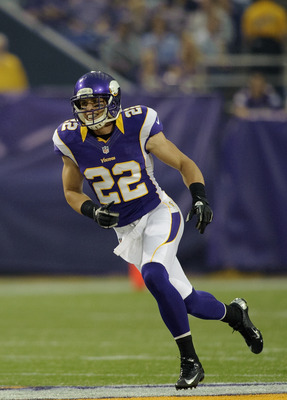 In four starts, Harrison Smith has 22 tackles, including 10 solo.