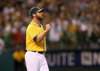 Ryan Cook's rookie dominance could come into play if the Athletics are holding a late lead against the Tigers in the ALDS.