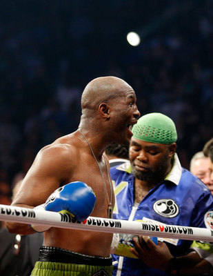 Bernard Hopkins' career was only boosted by his reign as a light heavyweight after his legendary middleweight run.