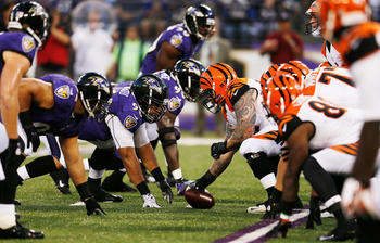 Dalton and his offensive mates will solve the Ravens' relentless D.