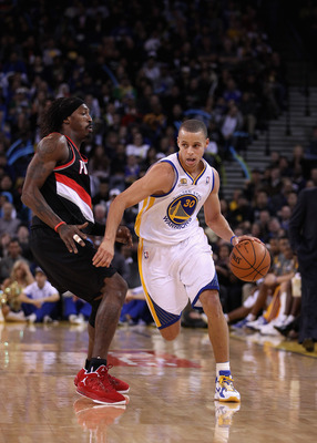 Stephen Curry's ankles can't become the focus for Golden State.