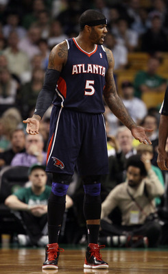 Josh Smith is on the last year of his contract.