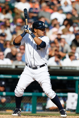 21-year-old rookie Avisail Garcia likely played himself onto the playoff roster.