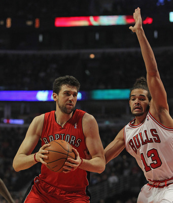 Will Bargnani ever be able to live up to his No. 1 overall pick status?