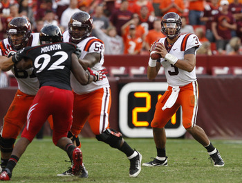 Virginia Tech still controls their own destiny in the ACC Coastal Division, if they beat UNC.