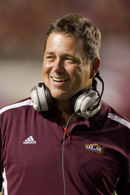 Louisiana-Monroe is all smiles with their 2-2 start. A 1-0 start in the Sun Belt is next on the list.