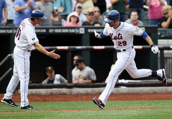 Ike Davis led the Mets with 32 homers.