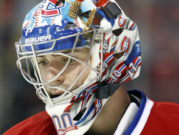 Carey Price of the Montreal Canadiens. Source: canadiens.nhl.com at http://canadiens.nhl.com/club/page.htm?id=78754#top