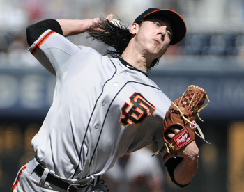 Which Lincecum shows up will be the key to San Francisco's World Series hopes.