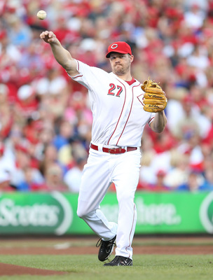 Rolen's grinding, never-say-die style is indicative of the entire Reds roster.
