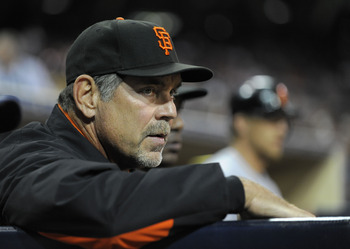 Bochy deserves a ton of credit for steering his team through controversy and adversity.