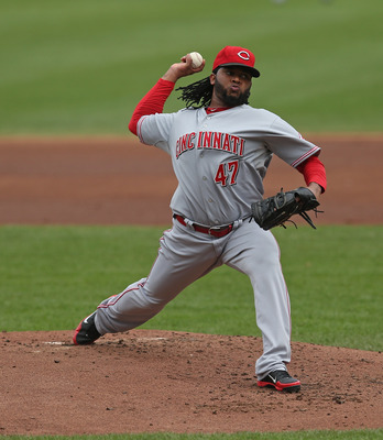 Johnny Cueto will be at his best in Game 1 at San Francisco.