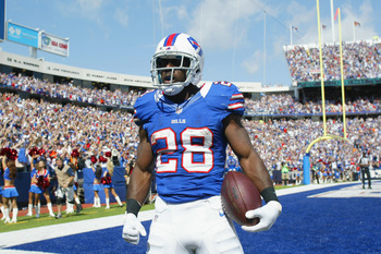 Keeping Spiller involved in the run and pass game is essential for the Bills to win.