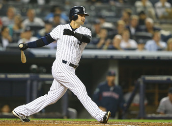 Nick Swisher should find himself at the plate in plenty of big spots in the ALDS.