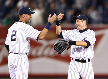 Jeter and Ichiro are a big reason why the Bombers make life so tough on opposing pitchers.