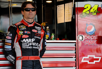 Jeff Gordon had a geat Talladega run in 2007, winning both races at the track that year.