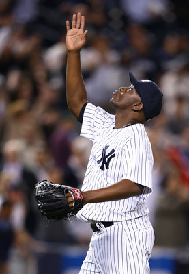 Rafael Soriano delivered as the fill-in for regular closer Mariano Rivera