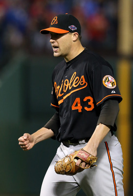 Jim Johnson and the rest of the bullpen was the reason why the Orioles won so many close games