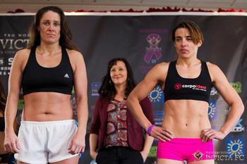 Photo Credit: Esther Lin/INVICTA FC