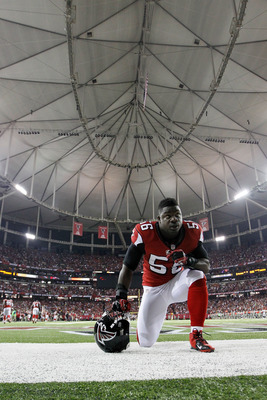 Sean Weatherspoon is just scratching the surface of his potential.