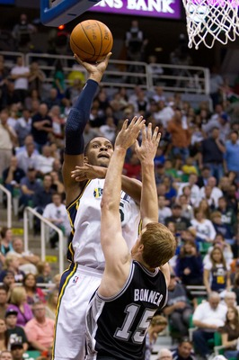 Derrick Favors is poised for a breakout year.