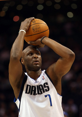 Lamar Odom is still one of the most versatile big men in the league.