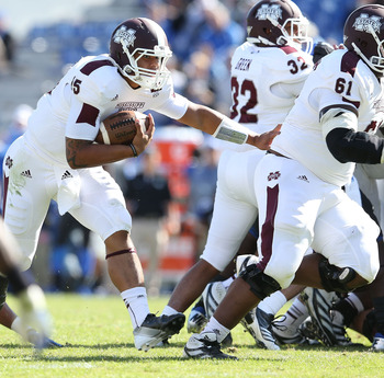 The Mississippi State Bulldogs are slowly creeping up the Top 25 polls.