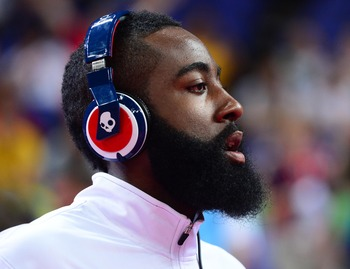 Oklahoma City Thunder's James Harden