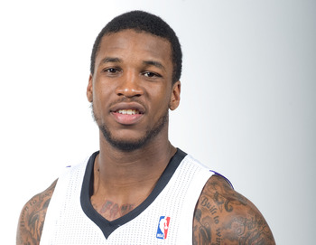 Sacramento Kings' Thomas Robinson
