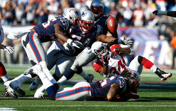 The whole Patriot's D isn't bad! The line and linebackers have done a solid job this year