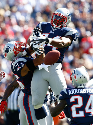 The Patriot's secondary can't give up big plays to weak teams
