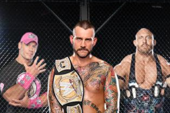 Who will Punk choose? (Photo Credit: WWE.com)