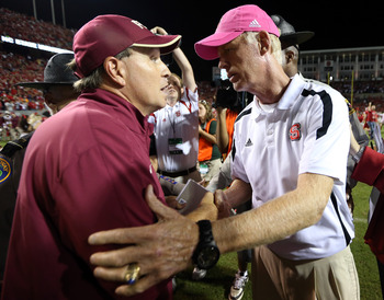 Tom O'Brien's illustrious career overshadowed Jimbo's talent.